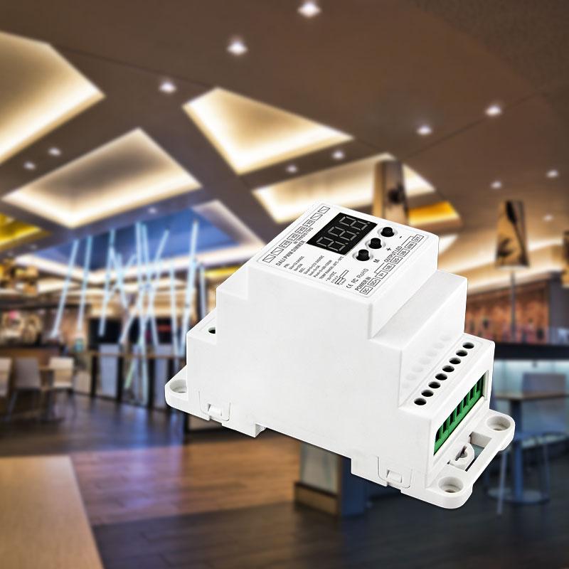 <span><span>DALI调光驱动器(BC-345-DIN-LED)</span></span>