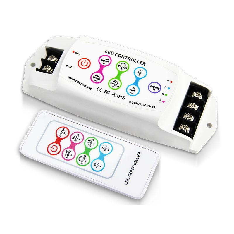 恒压型RGB控制器(BC-390RF)