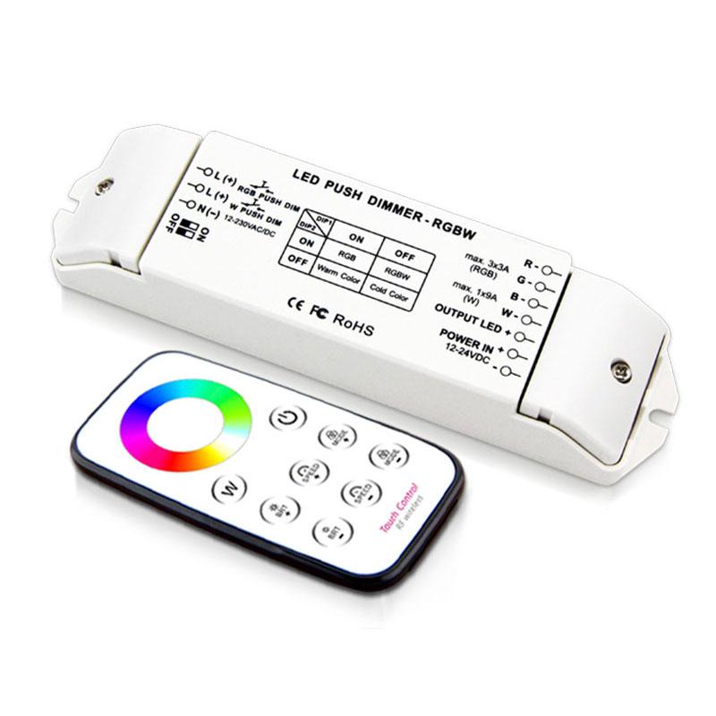 恒压型RGBW控制器(BC-420RF)